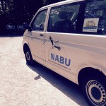 voluntary labour stint for NABU Hamburg